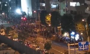 Під час відкриття Олімпіади в Токіо відбулися масові протести