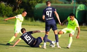 Колос зіграв внічию зі СК Дніпро-1 у контрольному матчі