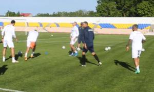 Шевченко вразив гравців збірної України своєю технікою