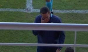 Трагедія у Португалії. Тренер розплакався і попросив суддю закінчити матч