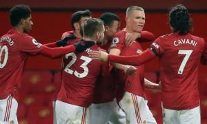 Манчестер Юнайтед переграв Ньюкасл у 25 турі АПЛ