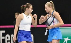 Ястремська і Костюк знялися з парного турніру WTA в Лінці
