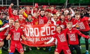 Гравці збірної Данії зібрали кошти для розвитку дитячого футболу