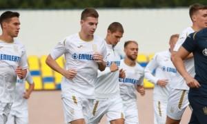 Сирота покинув збірну України