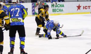 Каракулько закинув 5 шайб у ворота Білого Барсу і приніс перемогу Дніпру у 10 турі УХЛ