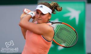 Козлова сенсаційно здолала Плішкову та пробилася до третього кола на турнірі в Мадриді