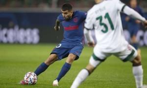 Локомотив – Атлетіко 1:1. Огляд матчу