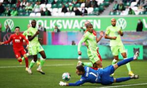 Вольфсбург - Аугсбург 0:0. Огляд матчу