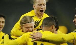 Боруссія перемогла Вольфсбург у 14 турі Бундесліги