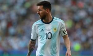 Аргентина успішно оскаржила дискваліфікацію Мессі