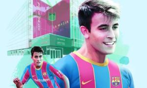 Гарсія став гравцем Барселони