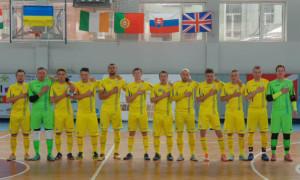 Україна перемогла Хорватію на чемпіонаті Європи серед людей з цукровим діабетом