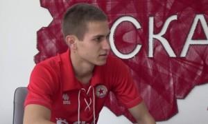 Зоря хоче підписати нападника болгарського клубу