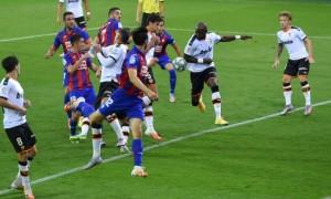Ейбар обіграв Валенсію у 31 турі Ла-Ліги