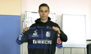Чорноморець підписав колишнього нападника збірної Ісландії