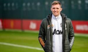 Флетчер увійшов до тренерського штабу Манчестер Юнайтед