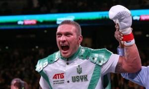 Усик: Дерев'янченко переможе одноголосним рішенням суддів