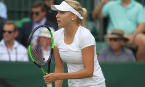 Кіченок поступилася в 1/8 змішаного турніру Roland Garros