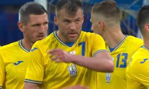 Ярмоленко відзначився дублем у контрольному матчі проти Кіпру