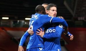 Евертон вирвав нічию в Манчестер Юнайтед у 23 турі АПЛ