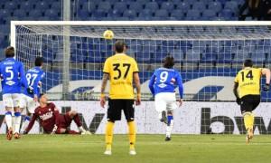 Сампдорія обіграла Удінезе у 18 турі Серії А