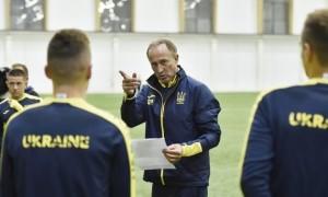 Качараба, Кочергін та Булеца у заявці збірної України на матч з Чехією