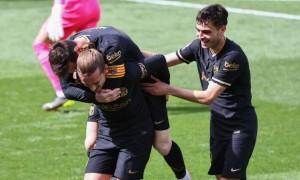 Барселона переграла Вільярреал у 32 турі Ла-Ліги