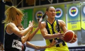 Ягупова переможно стартувала у чемпіонаті Туреччини
