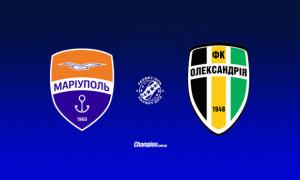 Маріуполь - Олександрія: онлайн-трансляція матчу 14 туру УПЛ. LIVE