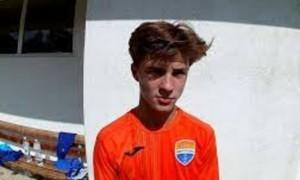 16-річний нападник Маріуполя побив рекорд Шапаренка