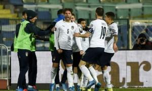 Болгарія - Італія 0:2. Огляд матчу