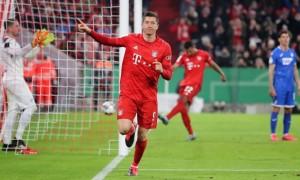 Баварія - Гоффенгайм 4:3. Огляд матчу