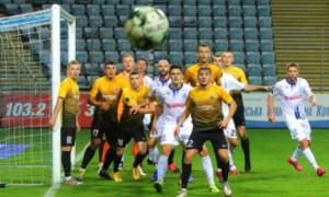 Чорноморець - Агробізнес 0:1. Огляд матчу
