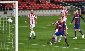 Барселона - Атлетік 2:1. Огляд матчу