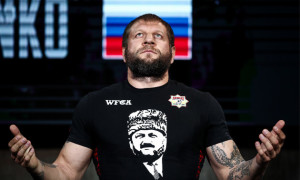 Російського бійця Ємельяненка заарештували за п'яний дебош