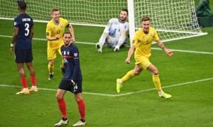 Франція - Україна 1:1. Огляд матчу