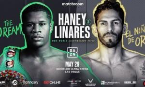 Хейні переважив Лінареса перед боєм