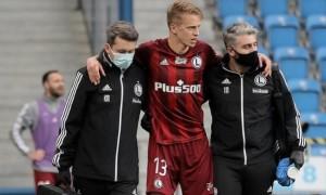 Легія викупить у Динамо травмованого Шабанова