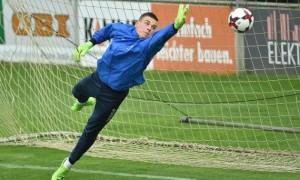 Луніна не відпускають до збірної України U-20