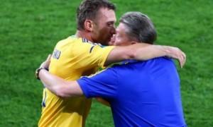 Шевченко VS Блохін. Несенюк порівняв двох легенд українського футболу