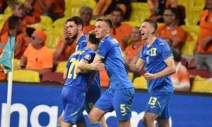 Миколенко та Забарний потрапили до символічної збірної молодих гравців Євро-2020