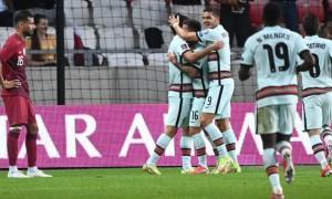 Португалія - Катар 3:1. Огляд матчу