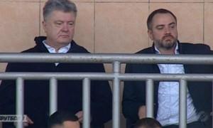 Павелко: Завдяки підтримці Порошенка збірна України вдало виступила в Лізі націй