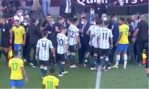 ФІФА взяла під свій контроль вирішення долі матчу Бразилія - Аргентина