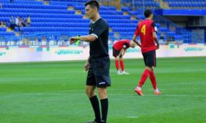 Скандальний арбітр зустрічі Колос - Динамо працюватиме на матчі Першої ліги