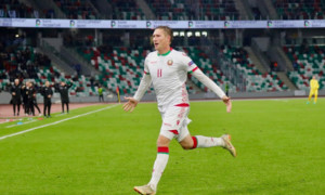 Нападника збірної Білорусі відпустили на свободу після ув'язнення
