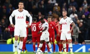 Тоттенгем встановив два антирекорди англійських команд в єврокубках