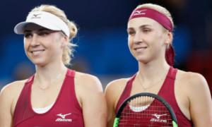 Сестри Кіченок вийшли до чвертьфіналу на турнірі у Дубаї