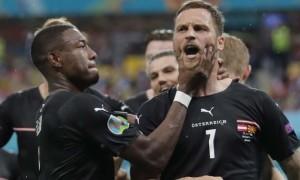 Алаба намагався заткнути рот Арнаутовичу після забитого гола на Євро