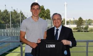 Реал сподівається продати Наваса і залишити в команді Луніна